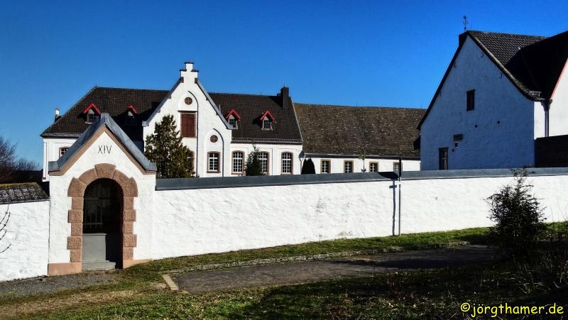 Wandertipp Rureifel - Kloster Mariawald