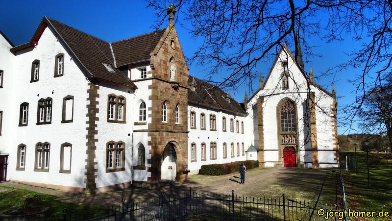 Abtei Marienwald in der Rureifel