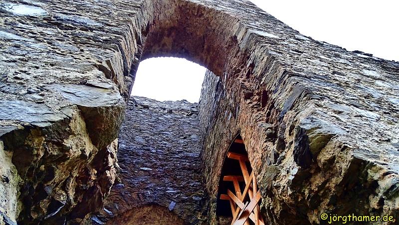 Kirchenruine Landstein