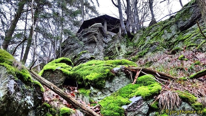 Schutzhütte Albertsruhe