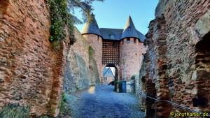 Burg Hengebach Rureifel