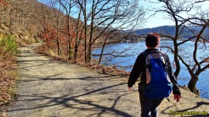 Wandern rund um den Rursee