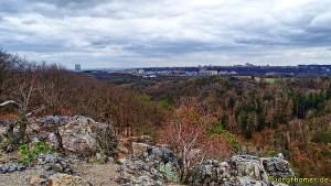 Prag von der Wilden Sarka aus