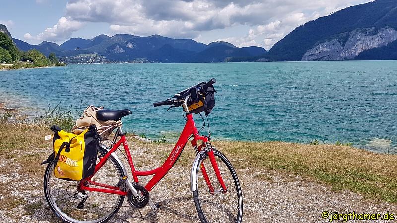 Radreise - von See zu See durchs Salzkammergut | Outdoorsuechtig