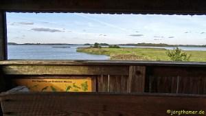 Wandern Mecklenburgische Seenplatte - Aussichtskanzel Seeadler