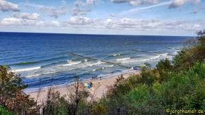 Wandern auf Usedom - Streckelsberg