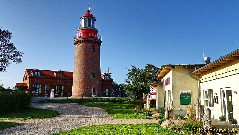 Leuchtturm BUK auf dem Signalberg in Bastorf