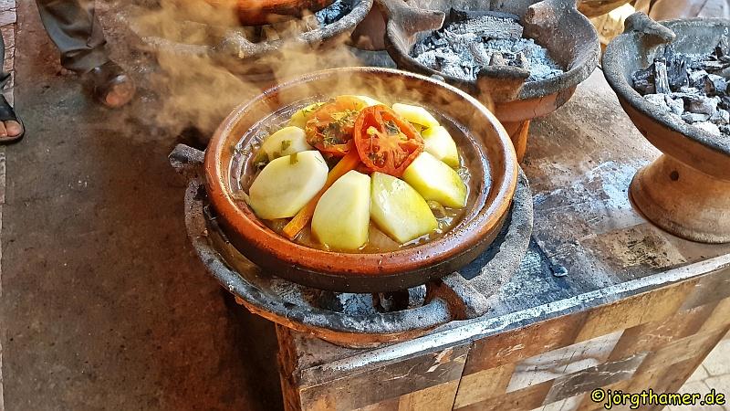 Tajine - eine marokkanische Spezialität