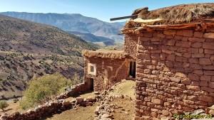 Alm Ait Bouguemez Marokko