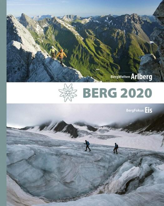 Cover Alpenvereinsjahrbuch Berg 2020