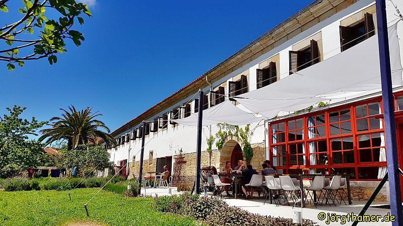 Camino del Norte - Kantabrien - Das ehemalige Nonnenkonvent in Santillana del Mar