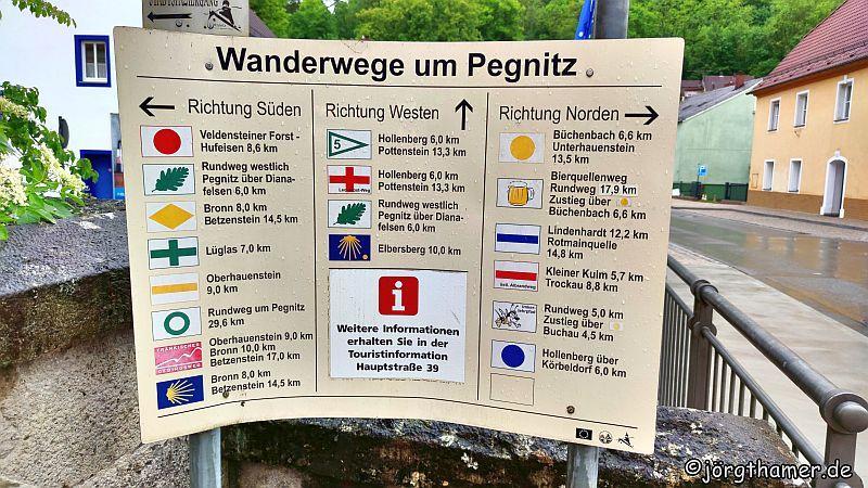 Wandern in der Fränkischen Schweiz