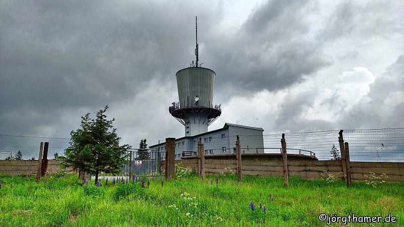 Turm auf dem Tillenberg