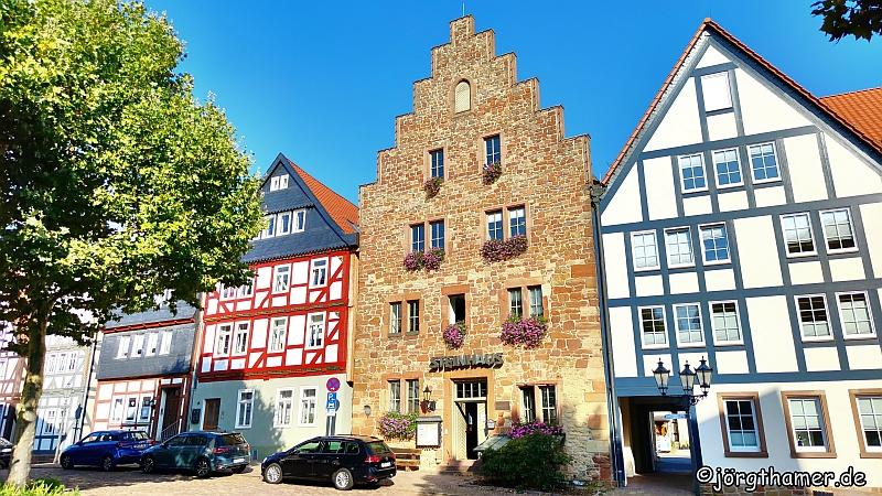 Frankenberg - Steinhaus