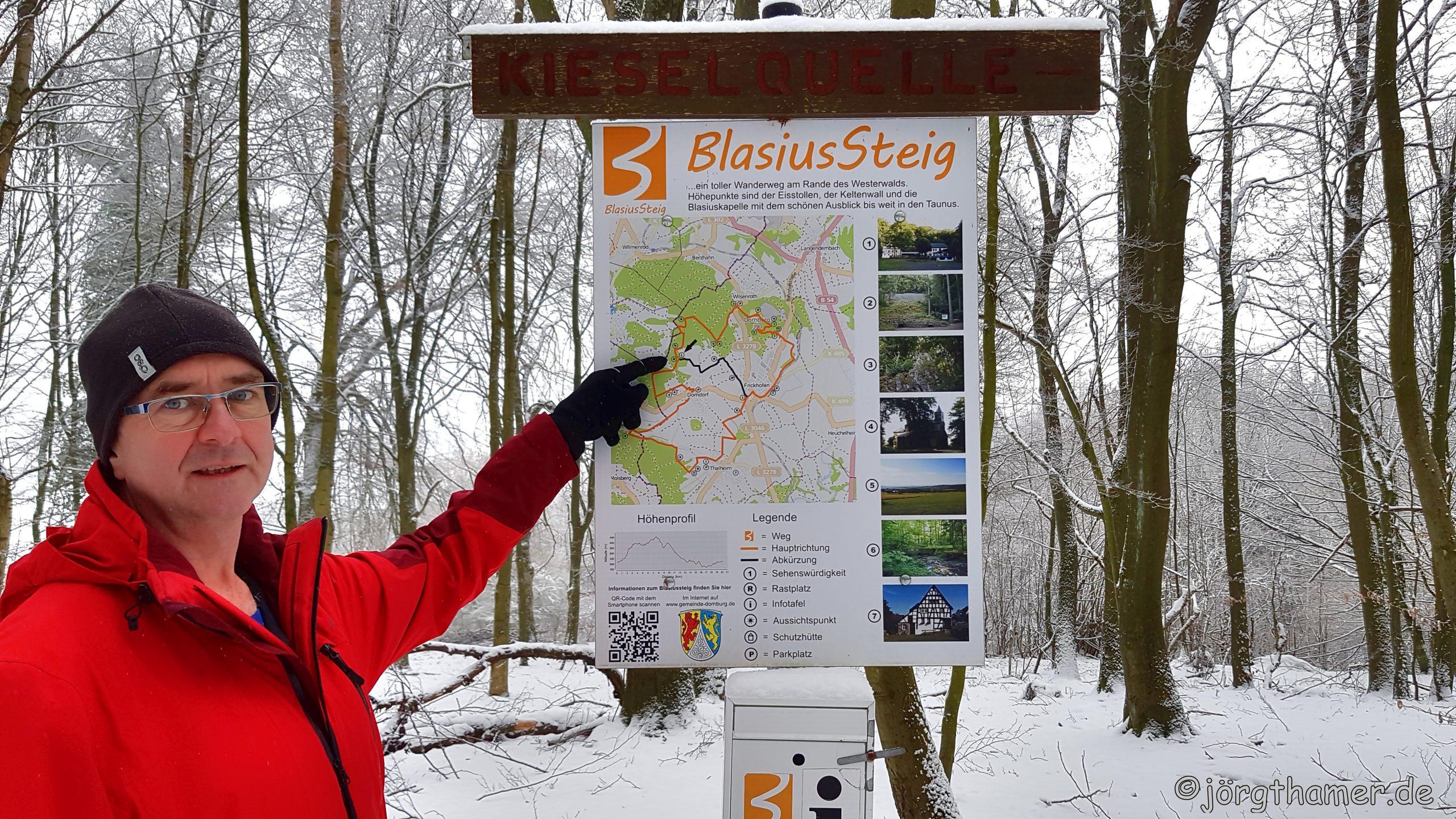 Heimatnah: der BlasiusSteig Dornburg (Südvariante) | Outdoorsuechtig