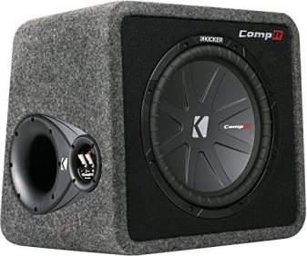 "KICKER 40VCWR122 12"" 1000W Loaded Car Audio Subwoofer"
