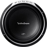 Rockford Fosgate P3SD2-12 P3 Punch Shallow mount