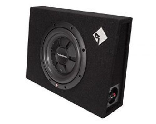 Rockford Fosgate R2S-1X10 Prime R2S Single 10-Inch Shallow