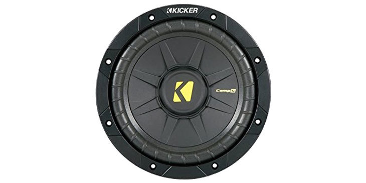Kicker Comps-40CWS84 Best Subwoofers Under $200
