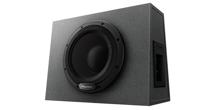 Pioneer TS-WX1210A Best Subwoofers Under $200