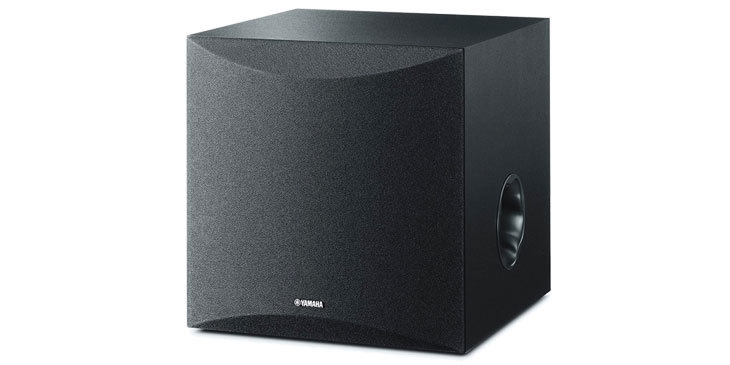 Yamaha-NS-SW050BL Best Subwoofers Under $200