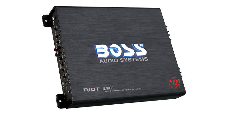 Boss Audio R2400D