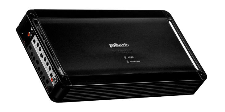 Polk audio amplifier