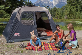 Coleman Instant Tent 4 5 6 8 10 Person Review Amp Rating
