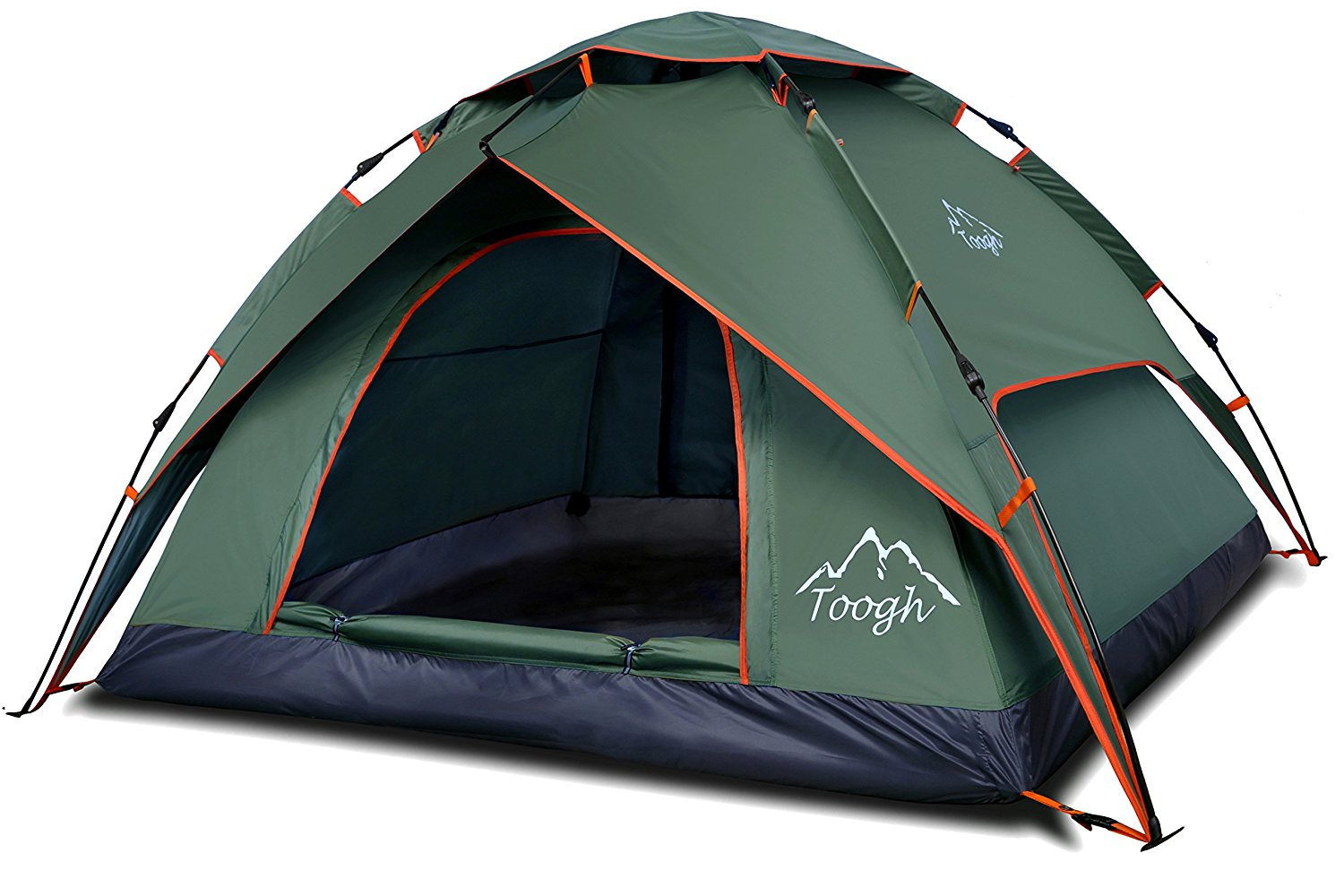 Tough 3 Season Tents 2-3 Person Tent  sc 1 st  Outdoors Voyager & 10 of The Best Tents for Rain of 2018 (Waterproof Tents)