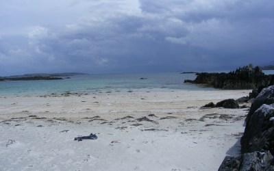 Duach Beach, Inisbofin Island
