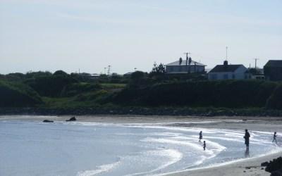 Loughshinny Beach