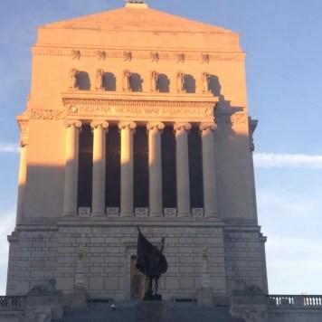 Indiana World War Monument
