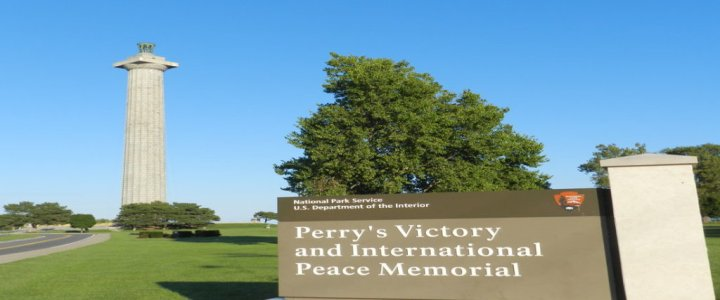 put in by perry's victor peace memorial