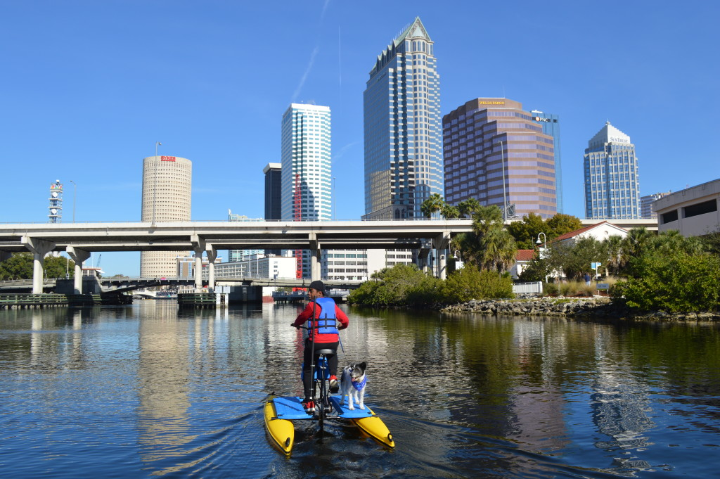 Tampa Bay Water Bikes things to do in tampa outdoor activities in tampa