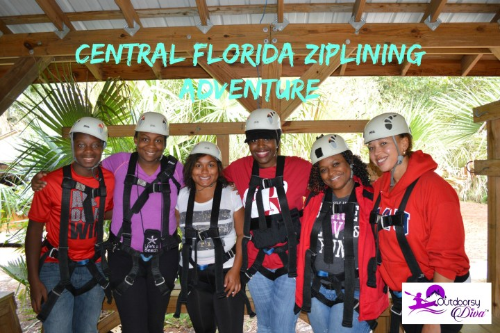 forever florida zip line