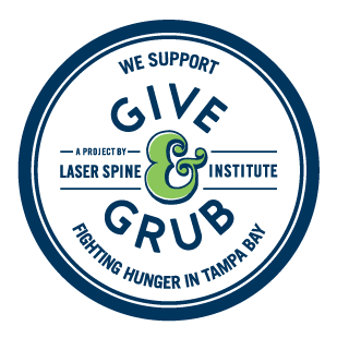 Give & Grub Support Badge