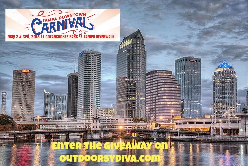 downtown tampa giveaway