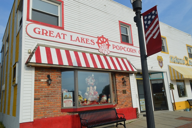 great lakes popcorn