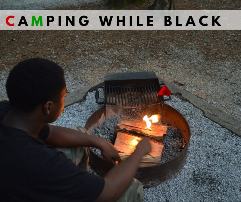 Camping While Black