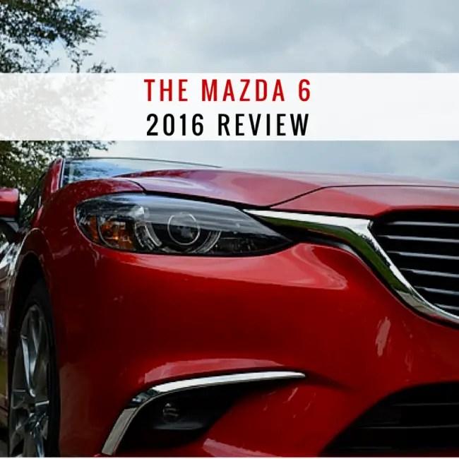mazda 6 2016 review