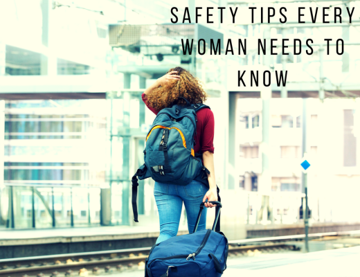 10 solo Travel safety tips every woman needs to know