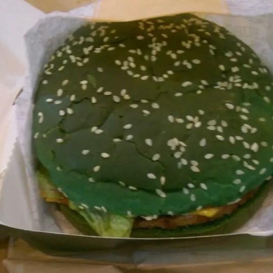 green whopper