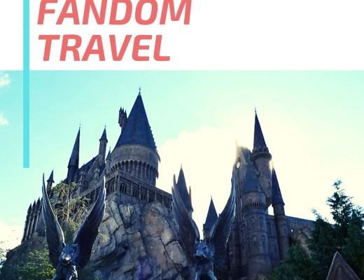 fandom travel