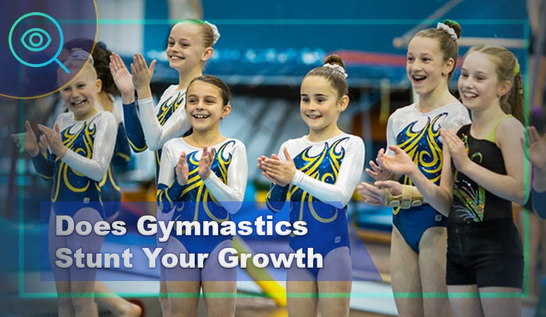 does gymnastics stunt your growth