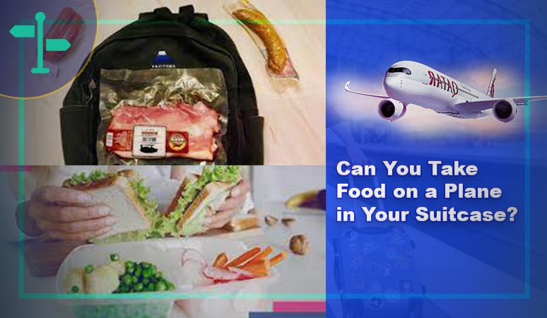 Can You Take Food on a Plane in Your Suitcase