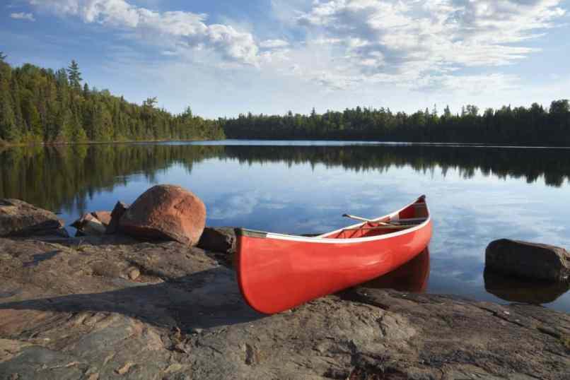 To Mount A Trolling Motor On Canoe
