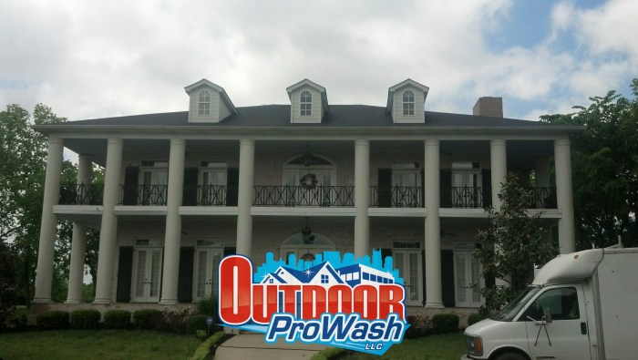 Ultimate House Wash