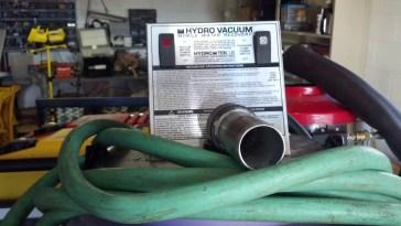 Vacuum Recovery