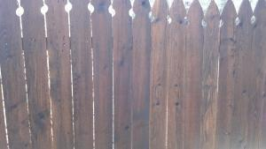 Fence Cleaning and Staining Mt Juliet TN