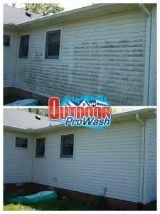 Soft Washed House